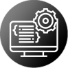 Application Development Icon